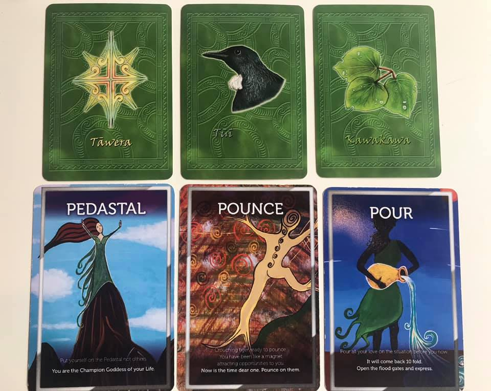 Pedestal, Pounce, Pour – Weekly Purpose Message