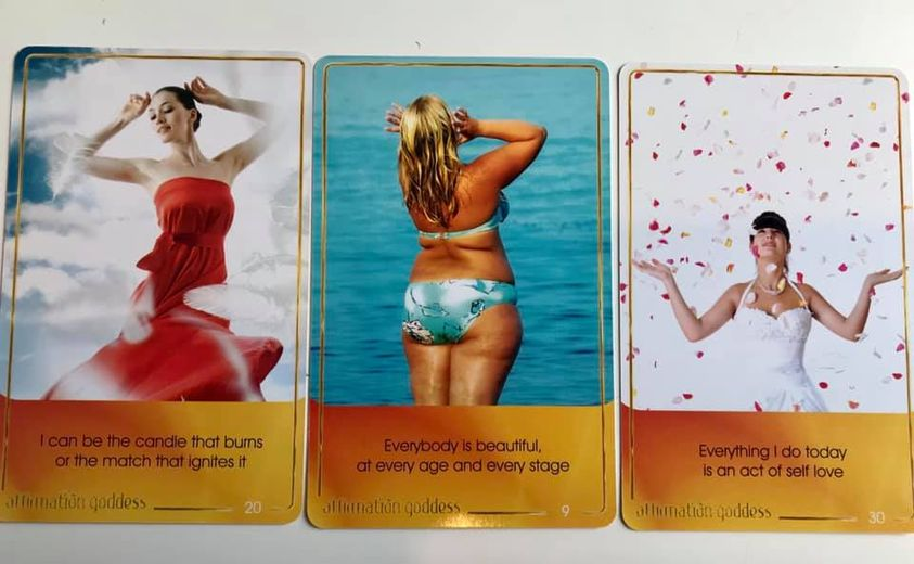 Weekly PURPOSE reading – Ignite, Body beautiful, Self-love