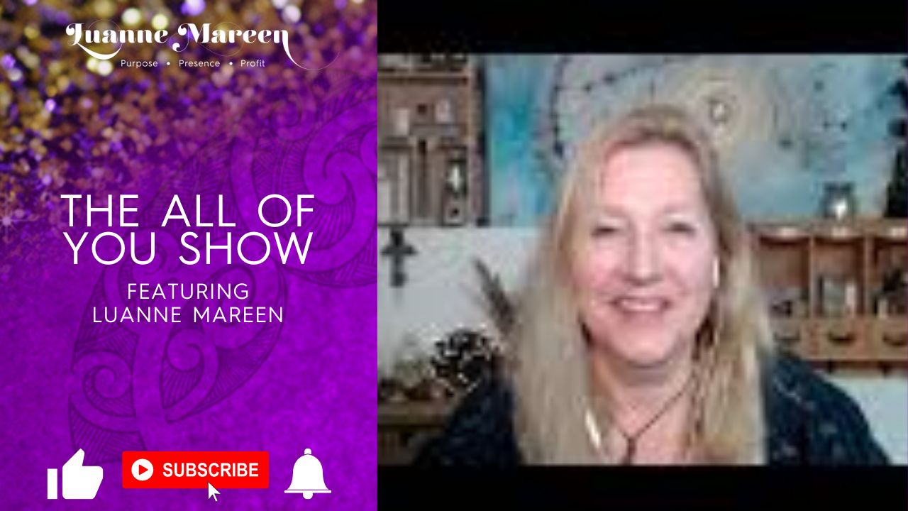 The All of You Show featuring Luanne Mareen