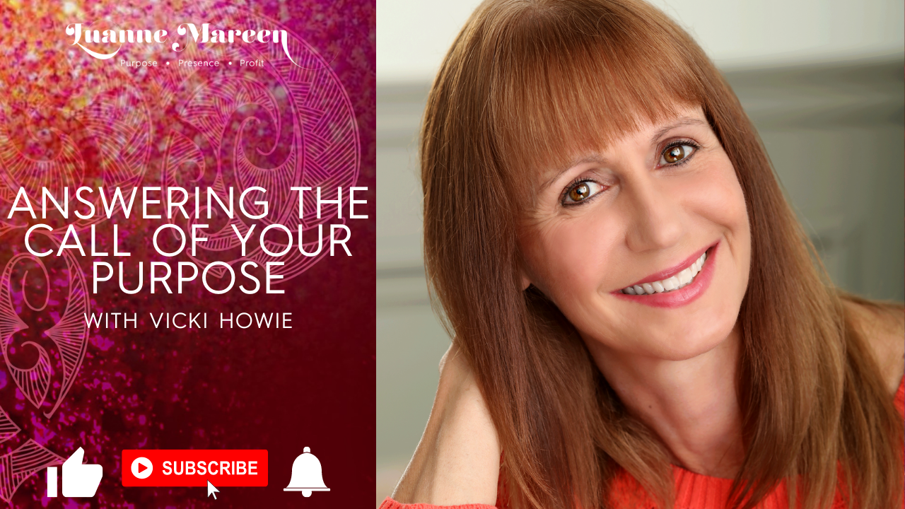 Answering the call of your purpose with Vickie Howie
