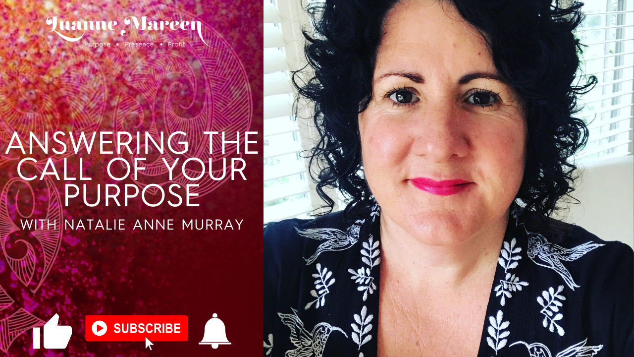 Read more about the article Answering the call of your purpose with Natalie Anne Murray