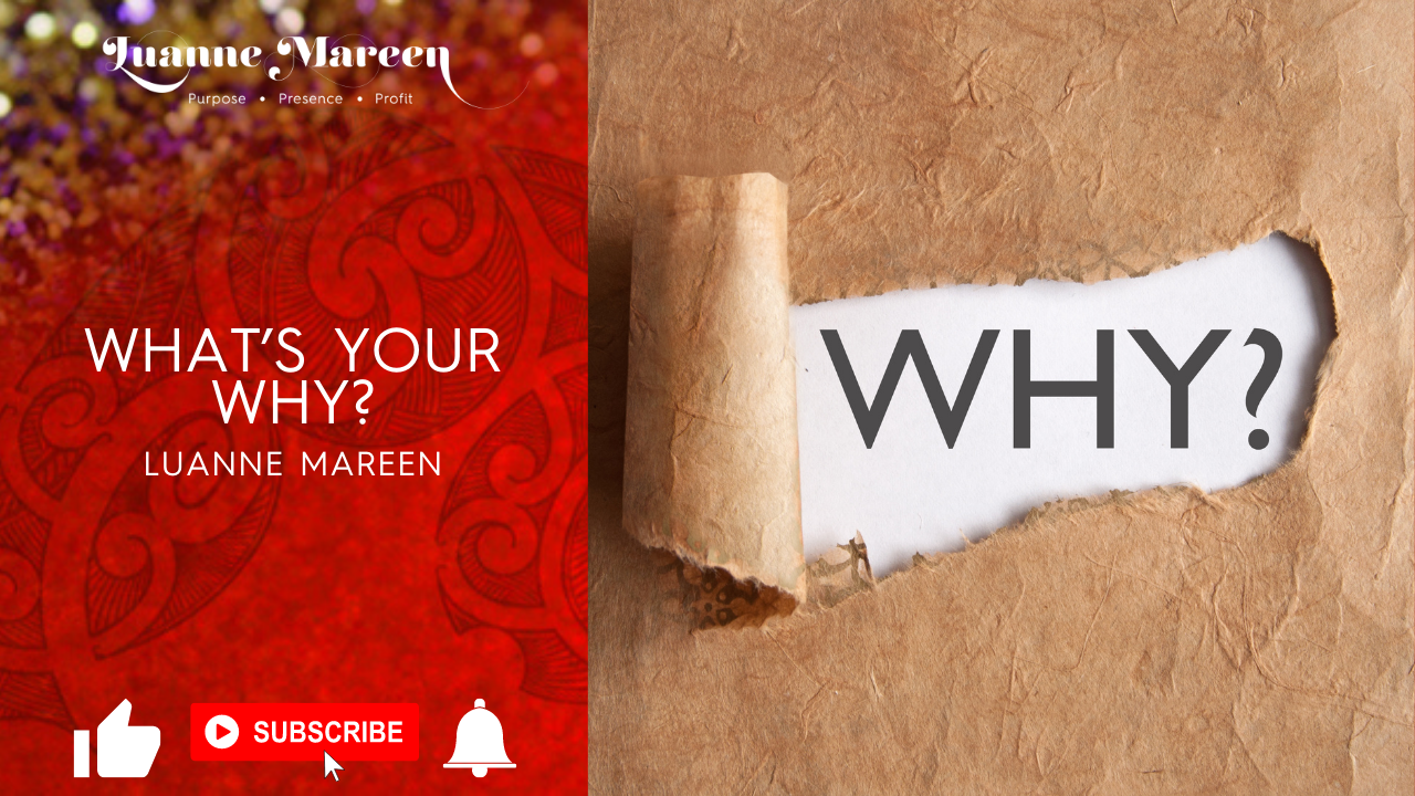 Read more about the article WHAT'S YOUR WHY?