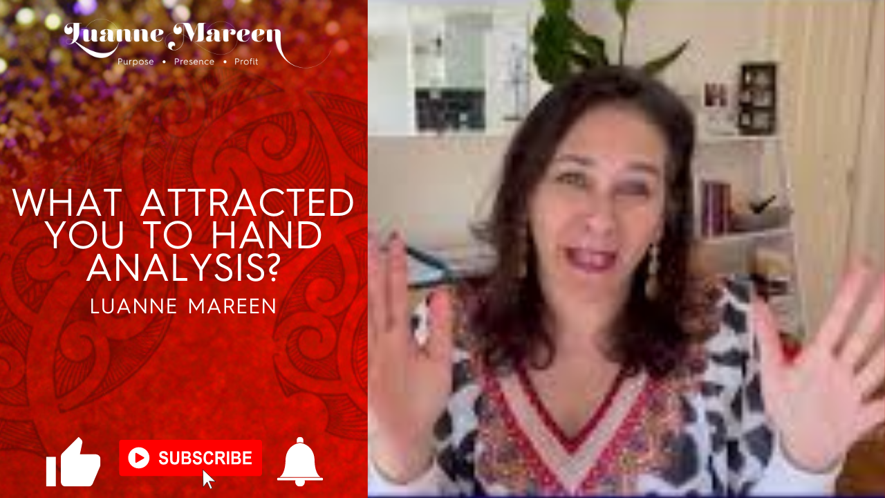 Read more about the article What attracted you to hand analysis?
