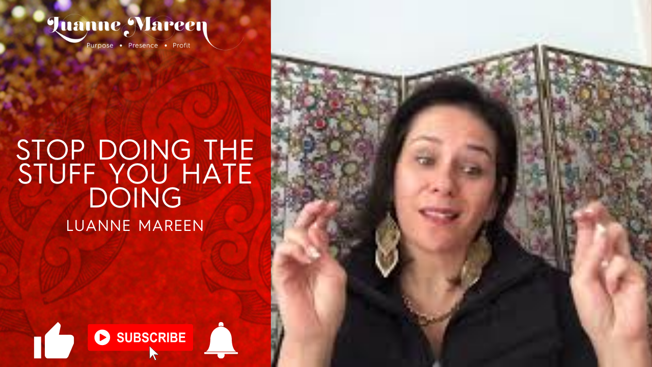 Read more about the article Stop doing the stuff you hate doing